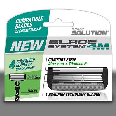 Blade System 4M